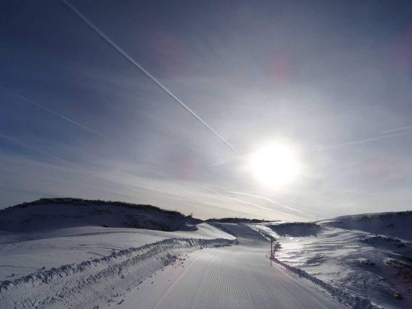 Rundwanderweg auf den Gottesäcker...so schee 2016 schöne Erinnerung #kleinwalsertal #gottesackerplateau #winterwanderung #snow #happyday ...