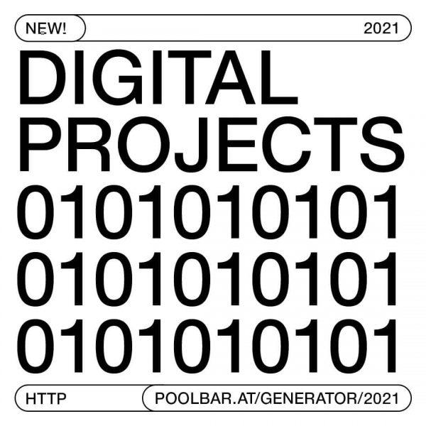 Poolbar Generator 2021 Noch bis zum 14. Februar läuft die Bewerbungsfrist für den ...