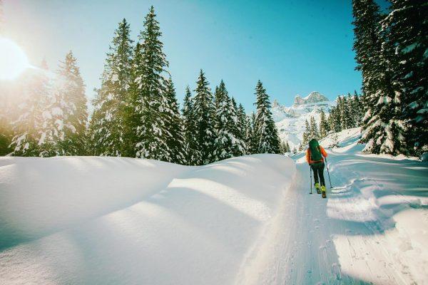 D'Fröd för d'Berg bliebt em erhalta. #gauertal #fuckingcold #winter #vorarlberg #tschagguns #meinvorarlberg #meinmontafon ...
