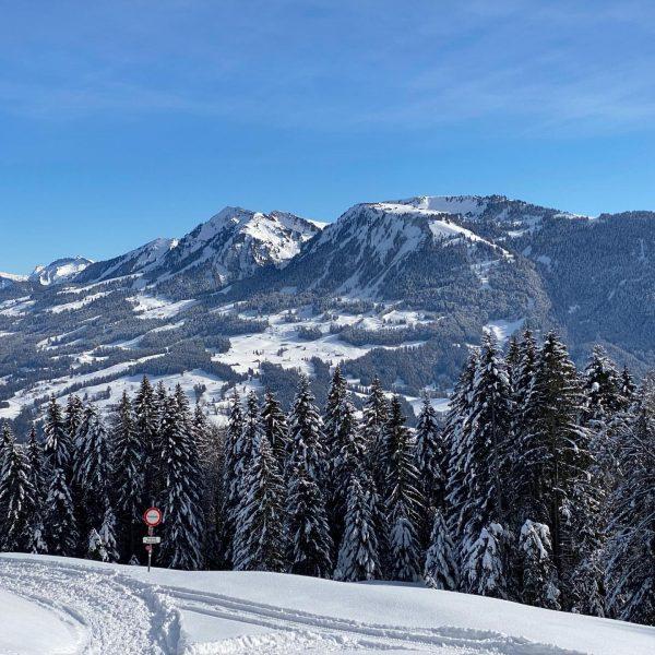 #sunday #funday #bregenzerwald #vorarlberg #austria #winter #snow #cold #sun #hiking #visitbregenzerwald #visitvorarlberg #visitaustria ...