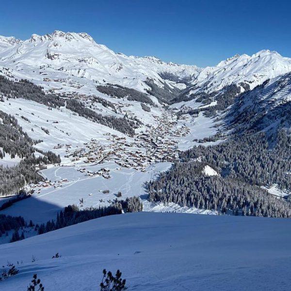 private run✌🏻 . . . #sportalplech #sportalpwaldhart #austria #vorarlberg #mountains #alps #arlberg #lechamarlberg #lechzuers #omeshorn #snow #cold...