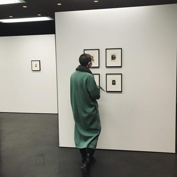 Opening »Marcel Bascoulard« Today until 7pm, free admission as well! #kunsthausbregenz #kubbasement