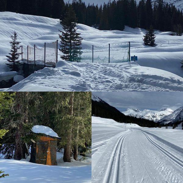 Hoffentlich dürfen wir weiterhin etwas für unsere Gesundheit tun!!!🍀😇⛷⛷🎿 #lechzuers #arlberg #roggal #mountains ...
