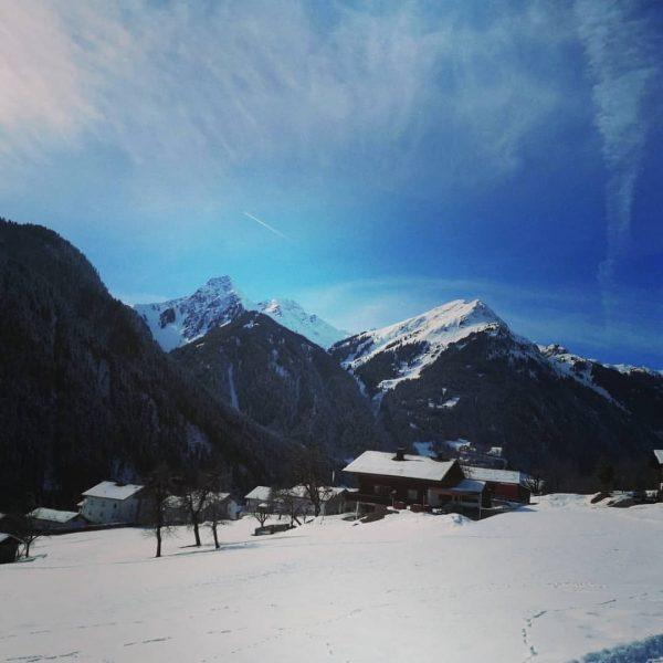 Was für ein Traumtag 🌞💚🏔️ #apartblasblei#eintraum#wintersonne#winterwonderland#genussmomente#sunnyday#visitvorarlberg#ferienwohnung#apart