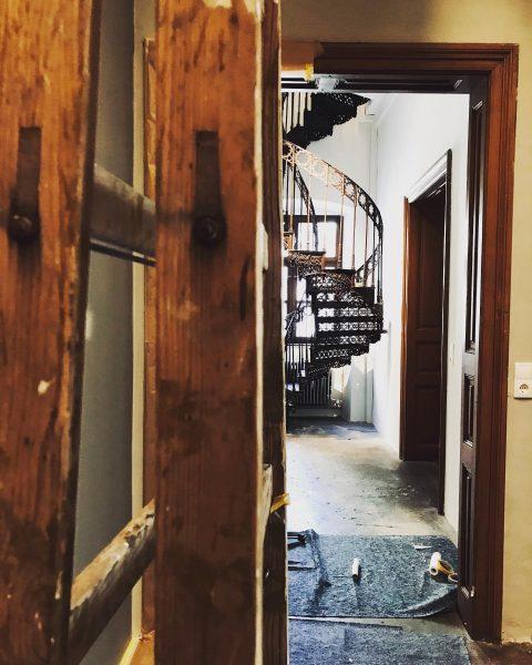 Derzeit wird fleißig gewerkelt im ersten Stock des Palais Liechtenstein. Die Räumlichkeiten erhalten ...