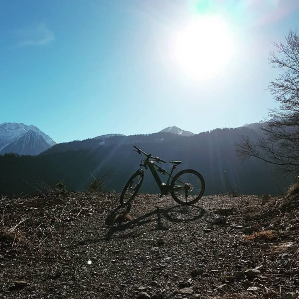 Traumtägle😎 . #bike #biketour #sunnyday #nature #outdoor #fun #meintraumtag #visitaustria Nüziders, Vorarlberg, Austria