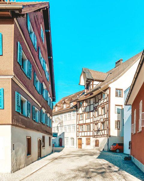 Spring is just around the corner🌤 @feldkirch . . #feldkirch #vorarlberg #visitvorarlberg #sunnyday ...