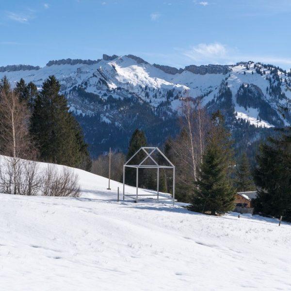 Georunde Rindberg trail in Sibratsgfäll 😍 #visitvorarlberg #myvorarlberg #sibratsgfäll #georunderindberg #visitbregenzerwald #artinstallation Sibratsgfäll, ...