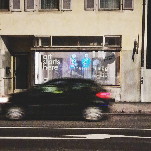 ■ art starts here  Galerie am Schlossgraben Feldkirch, Austria  stefan f ...