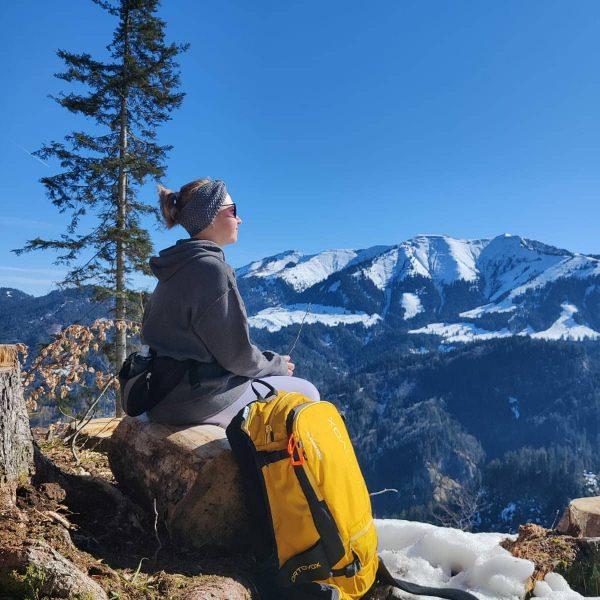 #hiking #wandern #wandernmachtglücklich #wanderlust #karren #staufenspitze #dornbirn #vorarlberg #austria #sunday #weekendvibes #sonnenschein #springday ...