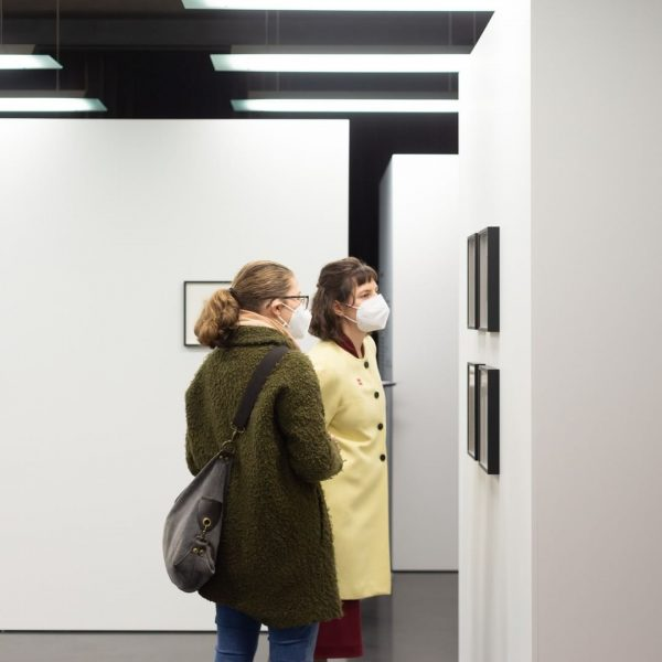 ...look closely. Opening of MARCEL BASCOULARD at the KUB Basement last Friday. The ...