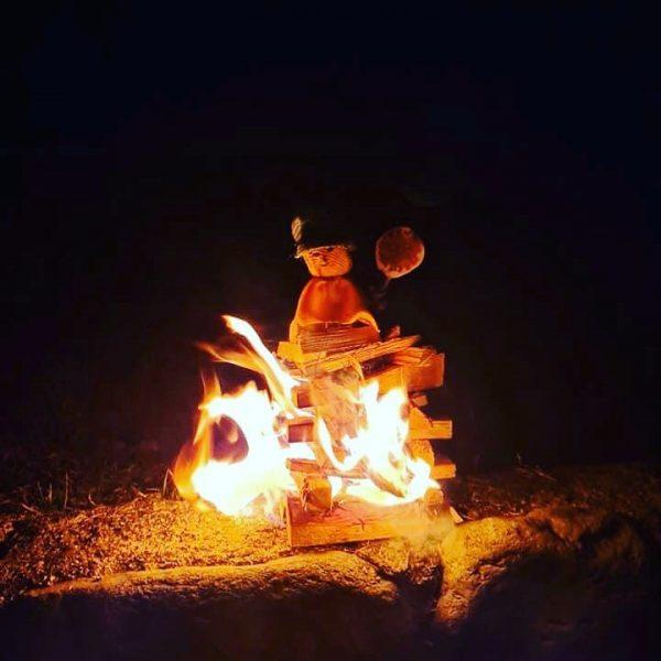 Funkensonntag 2021 #tradition #winteraustreiben #montafon #funkenfeuer #dutch #austria #vorarlberg #fire Bartholomäberg
