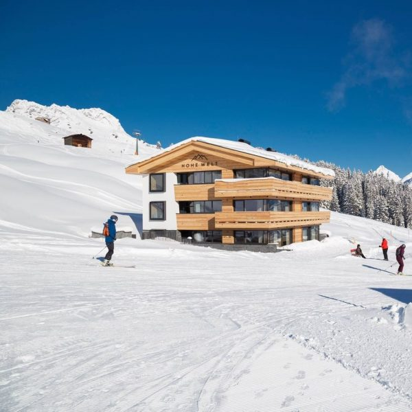 Do you know what the slope is called that you ski onto when ...