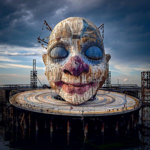 Das Gesicht der Seebühne in Bregenz😀 #bregenz #visitbregenz #seebühne #bregenzerfestspiele #bühne #seebühnebregenz #vorarlberg ...