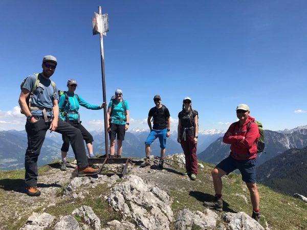 ☀️Heute war ein super Tag mit den Teilnehmern der Vorarlberger Wanderführer Ausbildung. Ein ...