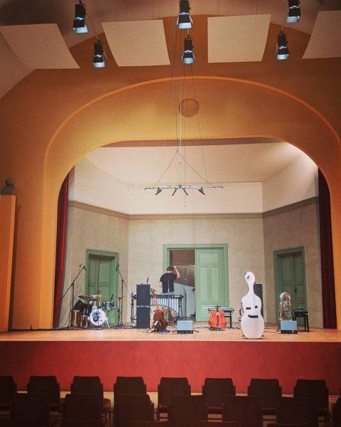 #workplace #schubertiade #musicolymp @theerlkings . . #theerlkings #schubert #schubertiadehohenems @bbtroubadour @thomastoppler Schubertiade
