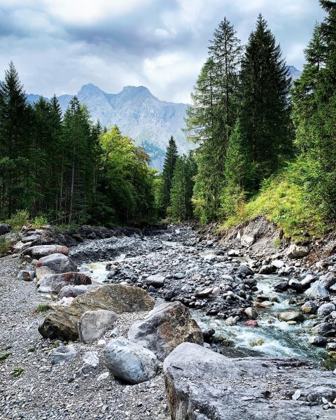a wonderfull hiking trip from the Paludbahn (talstation, Brand - Voralberg) to the ...
