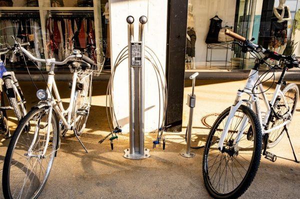Habt ihr euer Fahrrad schon wieder in Betrieb genommen? Oder radelt ihr sowieso ...