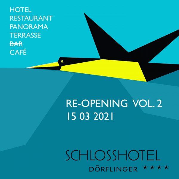 Unser Restaurant ist geöffnet ab Montag, 15.3.2021 Öffnungszeiten: Mittags Dienstag, Mittwoch, Donnerstag, Sonntag ...