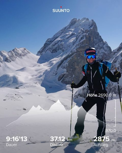 Today was a long day... 😎☀️💪🏻😅 How is your #suuntoverticalweek going? 🇦🇹 @suunto ...