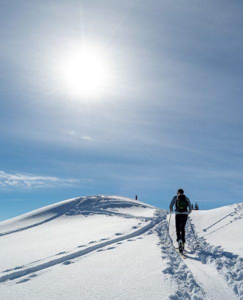 Winter days. ❄️✨ --- #schnee #powder #winter #ski #skitour #skiing #vorarlberg #laterns #meintraumtag ...