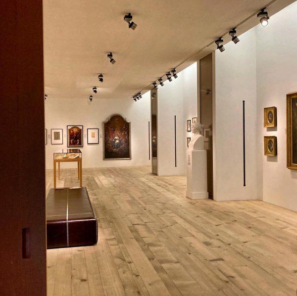 """Ein Blick ins Angelika Kauffmann Museum Schwarzenberg: 👉🏻 Kunst einer beeindruckenden Frau entdecken in der Ausstellung """"das..."""