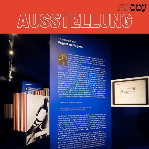 """#exhibition """"Kommt ein Vogerl geflogen"""" Einer der Pioniere dieser globalen Kommunikation war Paul ..."""
