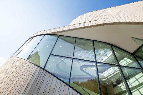 Who knows the building? 😏 #architecture #buildingculture #visitvorarlberg #myvorarlberg #bodenseevorarlberg 📸 @lucas_tiefenthaler Feldkirch, ...
