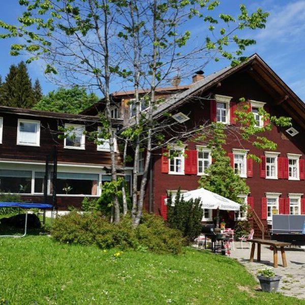#HausWaldrast Die perfekte Unterkunft für Gruppen. Sibratsgfäll, Vorarlberg, Austria