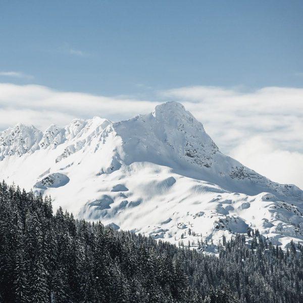 Ein alpiner Traum rund um das Hotel Mondschein. Die wunderbare frische Bergluft trägt ...