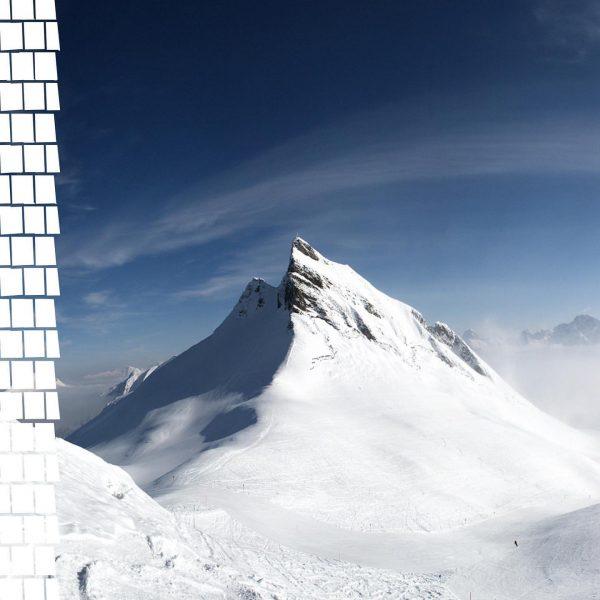 Ein Blick um's Eck zeigt uns die winterliche Mittagsspitze in @damuelsfaschina - unser Matterhorn im Bregenzerwald -...