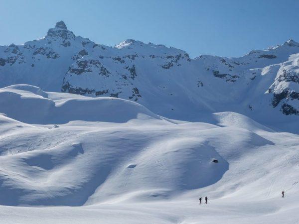 Snowy sugar icing is our favourit topping ❄️😍 #winterlover #winterisntoveryet #winterwonderland #silvretta #meinmontafon ...