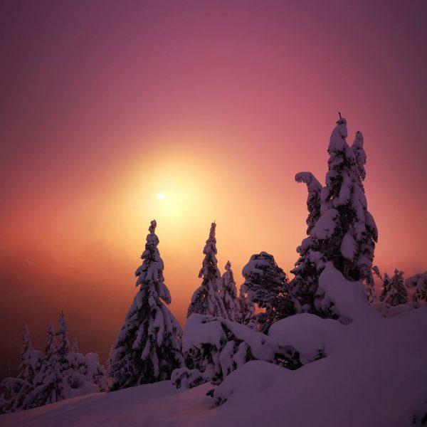 Auf gut Glück Richtung #sonnenuntergang 😍 . . . #unbezahlbar #meintraumtag #echteberge #unserealpen ...