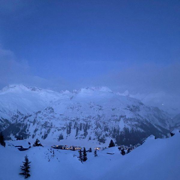 way back home . . . #sportalplech #sportalpwaldhart #austria #vorarlberg #mountains #alps #arlberg #lechamarlberg #lechzuers #omeshorn #snow...