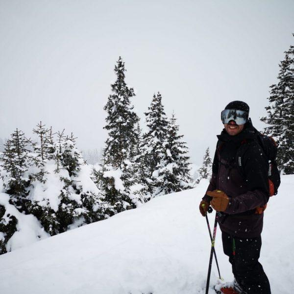 Ein perfektes wochenende geht zu ende. Wenn nur das ganze jahr winter wäre 😁 #ski #powder #freeride...