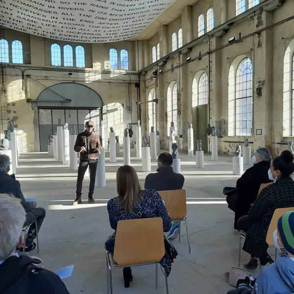 Es sind wieder Veranstaltungen im Kunstraum Dornbirn möglich, diese Möglichkeit haben interessierte Besucher*innen ...