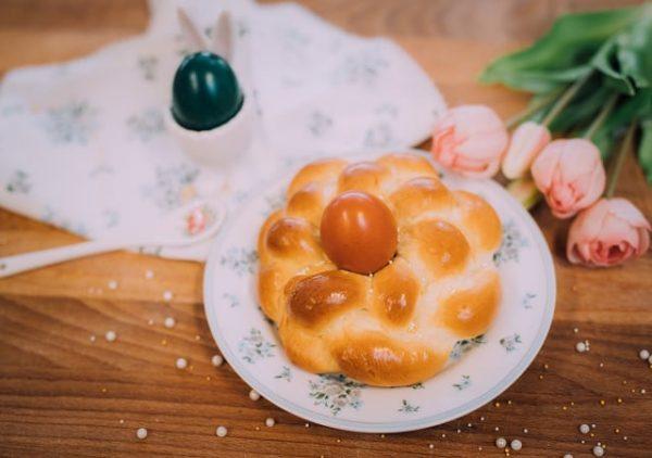 Ostern steht vor der Tür und was gibt es da schöneres als seine ...
