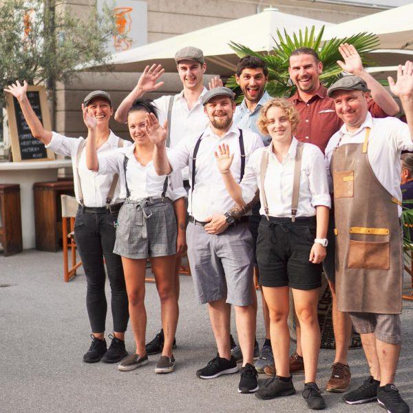 Liebe Gäste und Freunde, die Lust und das Pier69 sind Orte des Genusses, ...