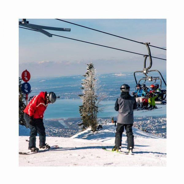 ⛷Ab zum Frühjahrsskilauf! Die Pisten im Skigebiet Bödele locken dieses Wochenende, Fr – ...