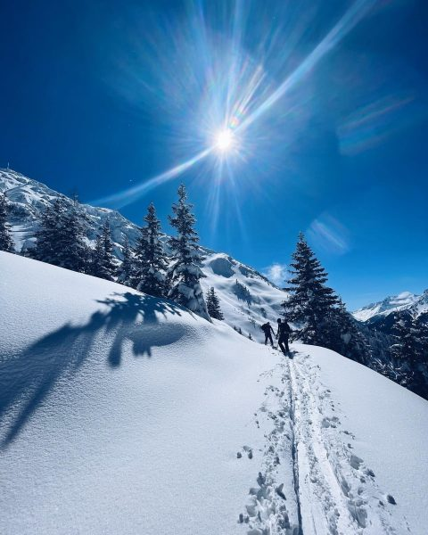 Today was close to heaven...Sign out. Drop in. Just be and ski. First ...
