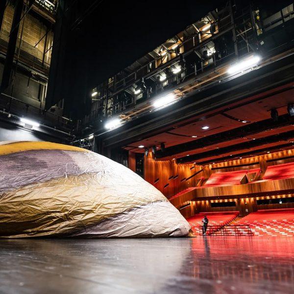 Bereit für den Sommer: Diese Woche ist der RIGOLETTO-Fesselballon einem Testlauf unterzogen worden. ...