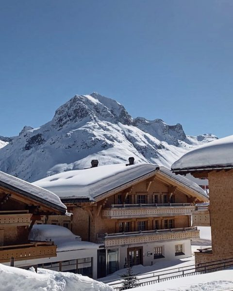 The sun has returned to the Arlberg this week and there is plenty ...