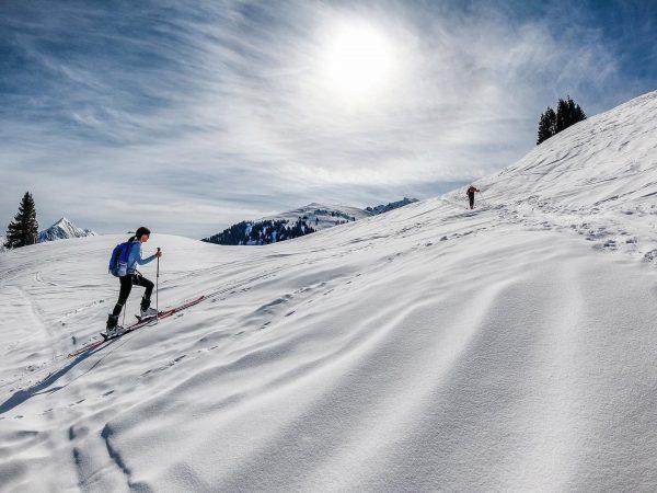 vom ufananda luaga #brendlerlug #brendlerlug1767 #vorarlberg #meinvorarlberg #skitouring #winter #bregenzerwald #au @marylovesthemountains und ...