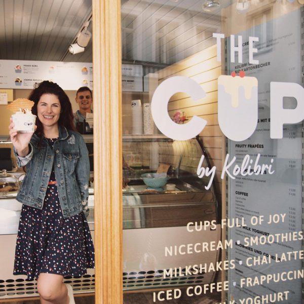 Let's meet at THE CUP💛🥑🍓🍍🥛🍌 #thecup #thecupbykolibri #CreativeUniquePassionate #feldkirch #newintown Feldkirch, Vorarlberg