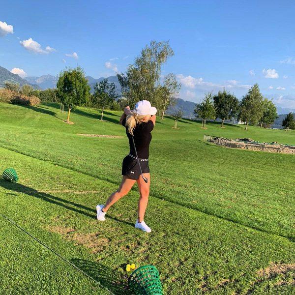 #golfenmachtglücklich 😍 Golfclub Montfort Rankweil