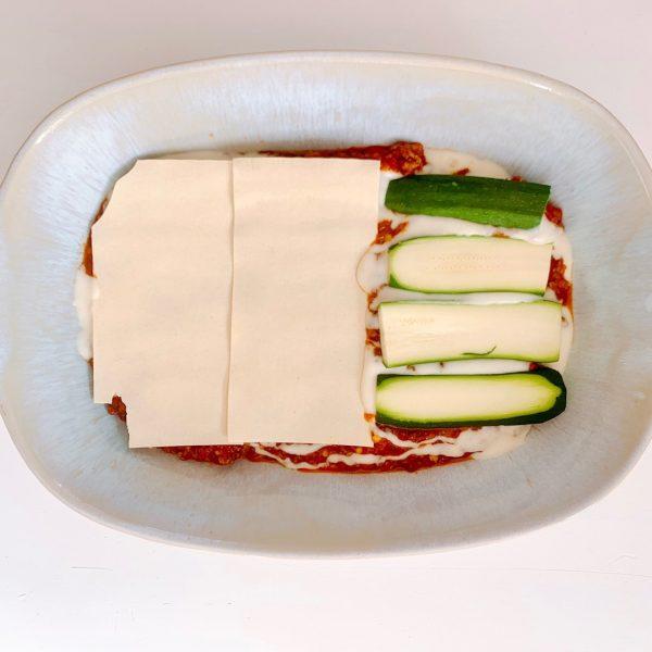 Es ist meistens nicht so leicht, den Bedürfnissen aller Familienmitglieder gerecht zu werden - aber diese Lasagne...