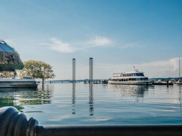 Schifffahrten am Osterwochenende 🐰🚢🌞🍽 Ein besonderes Erlebnis für Ostern - die @vlbodensee_schifffahrt und ...