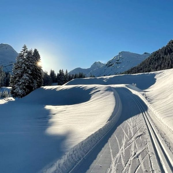 MONDAY FUNDAY CROSS COUNTRY SKIING IN LECH We would love you to join ...