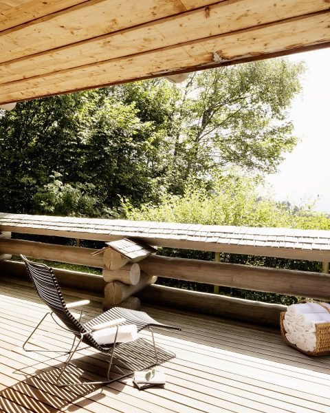 Take a seat on one of the beautiful Rickatschwende terraces. 💆🏼♀️ Enjoy the ...