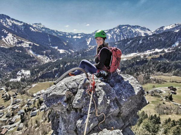🐰🧗🏼♀️⛰ #meintraumtag #myortovoxstory #ortovox #hike #alpenverein #auszeitfürdieseele #kindderberge #mountainchild #indiebergbinigern #bergmensch #freiheit #genuss ...